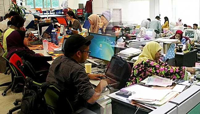 Pekerja Pejabat