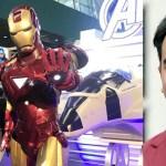 Ironman dah mati dalam Endgame, tapi Alif Satar belatih untuk Ironman