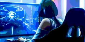 Gamer Girl1