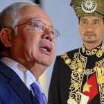 Rupanya Sultan Mizan pernah murka dengan isu melibatkan Najib…