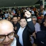 Rafizi bebas hukuman penjara 30 bulan, belum berhajat pegang jawatan penting