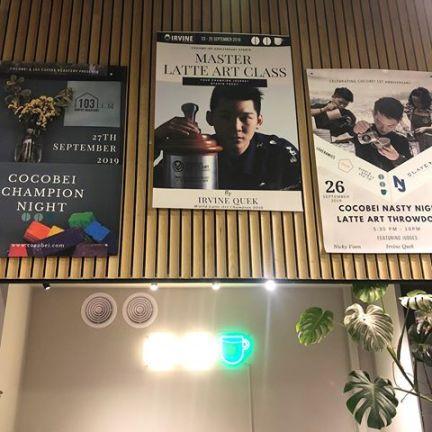 Irvine Poster Kelas