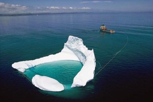 Tow Iceberg