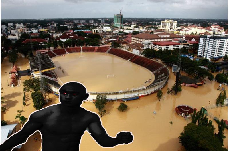Akhirnya Jawapan Untuk Masalah Banjir Di Kelantan Dijumpai Tapi Ramai Tak Setuju