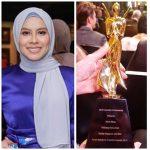 Jihan Muse menang anugerah peringkat antarabangsa, banggakan rakyat Malaysia