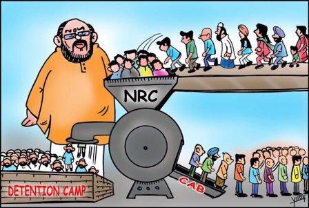Comic Cab India Detention Islam