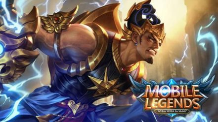 Gatotkaca Mobile Legends Sejarah Indonesia