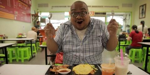 Papi Zak Pelawak Makanan Malaysia Foodie Halal