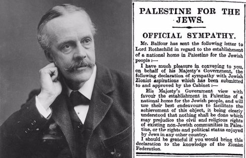 Deklarasi Balfour