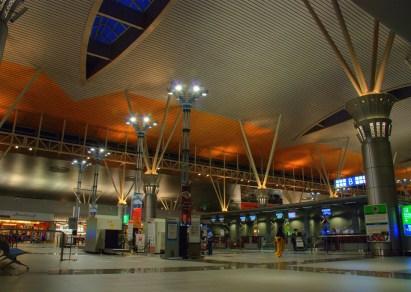 Kota Kinabalu Airport 101