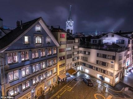 Le Bijou Hotel
