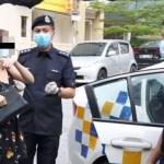 Panggil polis 'DUNGU' kerana marah, seorang wanita dihadapkan ke Mahkamah