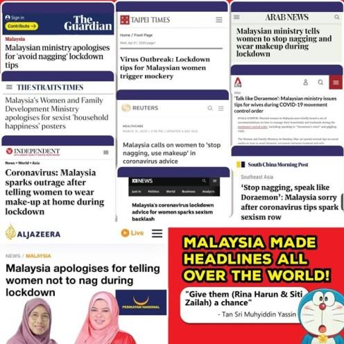 Doraemon Headline International