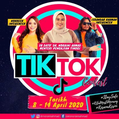 Poster Tik Tok