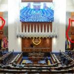 Sidang Parlimen dilakukan cuma sehari kerana kewujudan virus baru di dalam Parlimen
