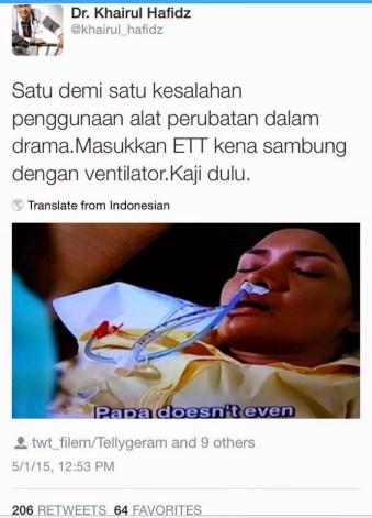 Babak Drama Melayu Skrip