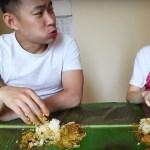 Pasangan Jepun ini terpengaruh dengan video masakan Sugu Pavitra, sanggup guna Google Translate