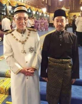 Luqman Kelantan Diraja Kebesaran