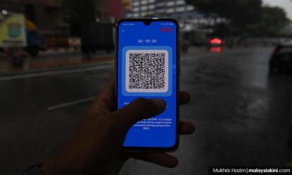 Qr Code Malaysiakini Rentas Negeri Covid Pkpb