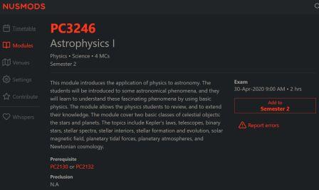 Subjek Astrofizik Nus