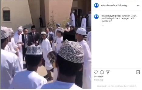 Ustaz Abu Syafiq Perli Dr Luqman Maza