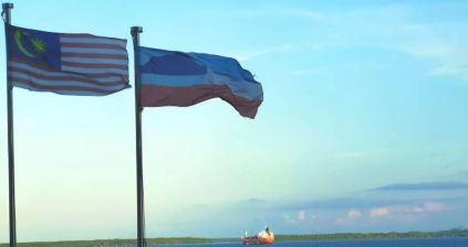 Malaysia Sabah Flag
