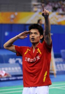 Juara Lin Dan
