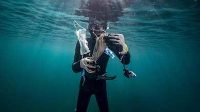 Pencemaran Covid Laut