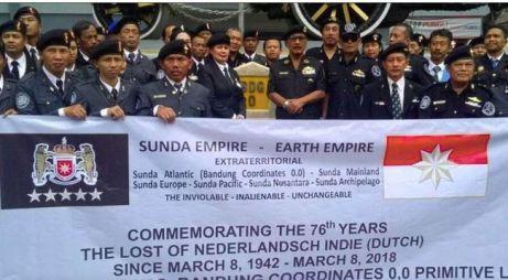 Sunda Empire Banner