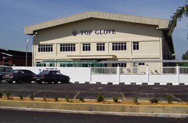 Top Glove Factory Dari Jauh