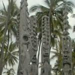 Legenda pahlawan berarak di kepulauan Hawaii, pelancong tak digalakkan keluar malam