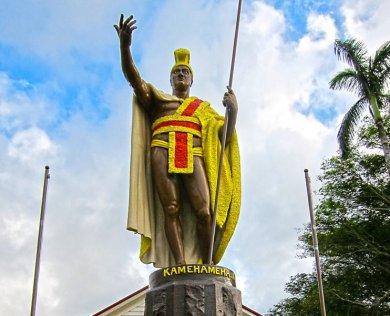 Raja Kamehameha