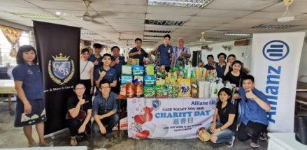 Hari Amal Allianz Menggalakkan Sifat Dermawan Dalam Kalangan Ejen2 700x324