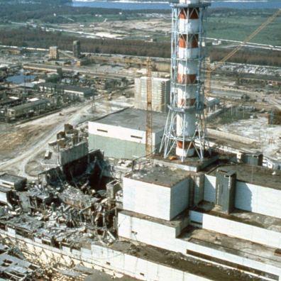 Chernobyl Letupan