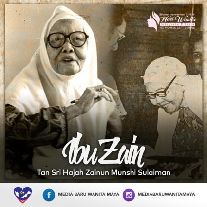 Ibu Zain Tokoh Wanita