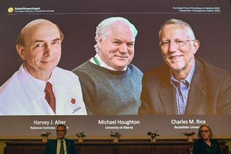 Hadiah Nobel Perubatan