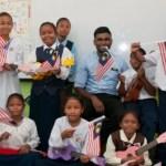 Cikgu Samuel Isaiah, guru dari Malaysia yang menjadi finalis anugerah antarabangsa