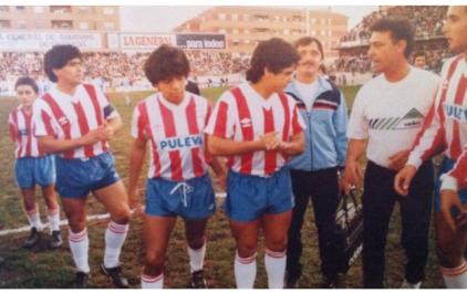 Les Frères Maradona Sous Le Même Maillot De Granada 3