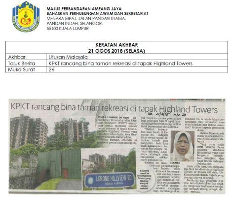 Ampang Jaya Hillview Zuraida