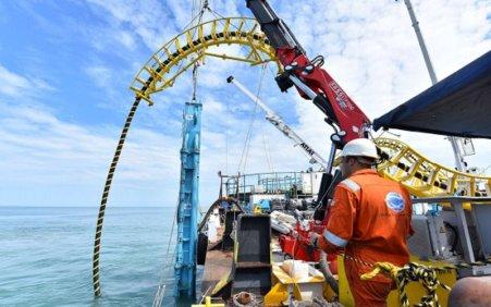 Kabel Dasar Laut Langkawi