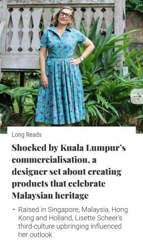Artikel Nala Baju Kurung
