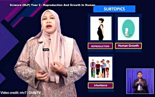 Teaching Science English Online Tv