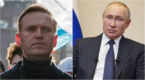 Navalny Putin
