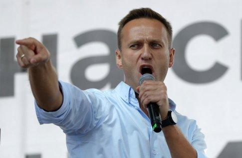 Navalny Rusia