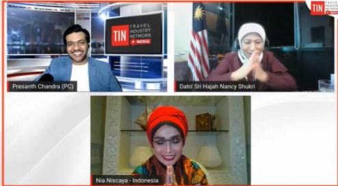 Travel Bubble Indonesia Nancy Shukri