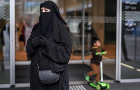 burqa ban swiss