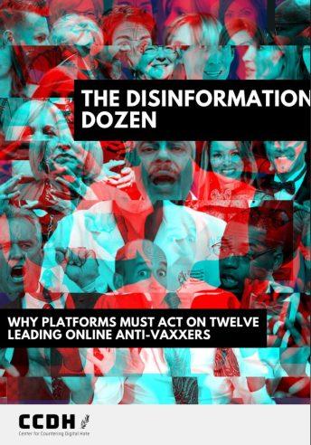 disinformation dozen