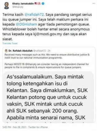 dr rafidah khairy