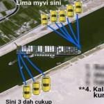 Bagaimana Kapal Ever Given diapungkan? Nampaknya ia tidak menggunakan Myvi