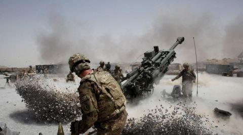 perang afghan